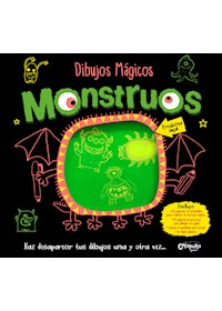 Papel Dibujos Magicos Monstruos