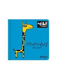 Papel Milomanía: Animales
