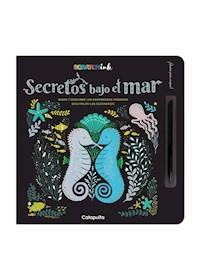 Papel Scratch Ink: Secretos En El Mar