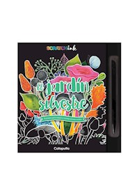 Papel Scratch Ink: El Jardín Silvestre