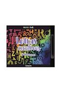 Papel LETRAS CREATIVAS RASPA Y CREA FRASES INSPIRADORAS (SCRATCHINK) (RUSTICA)