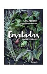 Papel ENSALADAS CUATRO ESTACIONES (ILUSTRADO) (CARTONE)