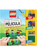 Papel FILMA TU PROPIA PELICULA (LEGO) (78 PAGINAS + 36 ELEMENTOS LEGO + 6 FONDOS DESPLEGABLES) (CARTONE)