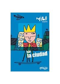 Papel Milo Sticker: La Ciudad