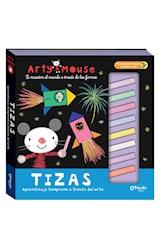 Papel TIZAS (COLECCION ARTY MOUSE) (INCLUYE TIZAS) (+3 AÑOS) (CARTONE)