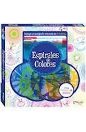 Papel ESPIRALES DE COLORES (INCLUYE BOLIGRAFO RETRACTIL DE 6 COLORES) (+ 8 AÑOS)