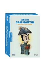 Papel JOSE DE SAN MARTIN