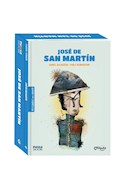 Papel JOSE DE SAN MARTIN (COLECCION BIOGRAFIAS PARA ARMAR) [300 PIEZAS] [PUZZLE BOOK] (CAJA)