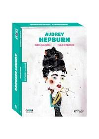 Papel Biografías Para Armar: Audrey Hepburn