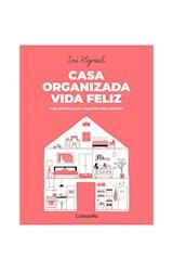 Papel CASA ORGANIZADA VIDA FELIZ