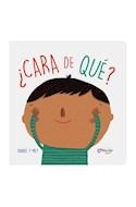 Papel CARA DE QUE (+3 AÑOS) (CARTONE)