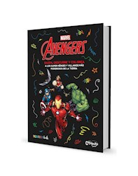 Libro Avengers : Raspa , Descubre Y Colorea
