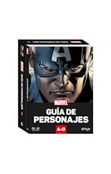 Papel MARVEL: GUIA DE PERSONAJES A-D
