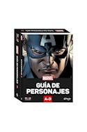 Papel MARVEL GUIA DE PERSONAJES A-D (PUZZLE BOOK) [LIBRO + ROMPECABEZAS DE 300 PIEZAS DE 35 X 30] AMERICA