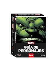 Libro Marvel : Guia De Personajes D-H ( Hulk )