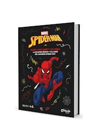 """Papel Raspa Descubre Y Colorea: Spiderman"""""""