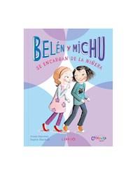Papel Belen Y Michu 4 Se Encargan De La Niñera
