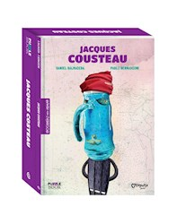Libro Jacques Cousteau ( Puzzle Books )