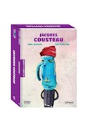Papel JACQUES COUSTEAU (COLECCION BIOGRAFIAS PARA ARMAR) [LIBRO + 300 PIEZAS] [PUZZLE BOOK] (CAJA)