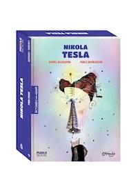 Papel Biografías Para Armar: Nikola Tesla