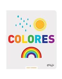 Libro Jugar Y Aprender : Colores