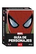 Papel MARVEL GUIA DE PERSONAJES S-Z (PUZZLE BOOK) [LIBRO + ROMPECABEZAS DE 300 PIEZAS DE 35 X 30]