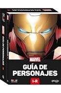 Papel MARVEL GUIA DE PERSONAJES I-R (PUZZLE BOOK) [LIBRO + ROMPECABEZAS DE 300 PIEZAS DE 35 X 30]