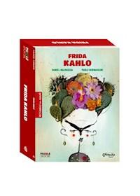 Papel Biografías Para Armar - Frida Kahlo