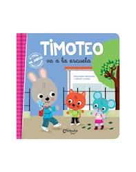 Libro Timoteo Va A La Escuela