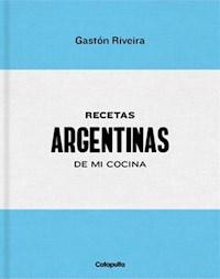 Libro Recetas Argentinas De Mi Cocina
