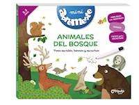 Libro Mini Abremente Animales Del Bosque