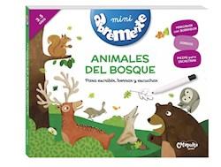 Papel Mini Abremente - Animales Del Bosque