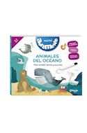 Papel ANIMALES DEL OCEANO (COLECCION MINI ABREMENTE) [3 A 5 AÑOS] [+40 ACTIVIDADES] (CARTONE)