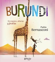 Papel Burundi -  De Espejos Alturas Y Jirafas