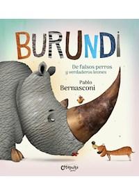 Papel Burundi: De Falsos Perros Y Verdaderos Leones