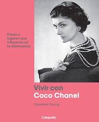 Libro Vivir Con Coco Chanel