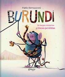 Libro Burundi : De Largos Misterios Y Lineas Perdidas