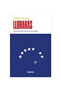 Papel LLORARAS HISTORIAS DEL EXODO VENEZOLANO