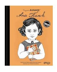 Libro Pequeño & Grande : Ana Frank