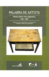 Papel PALABRA DE ARTISTA