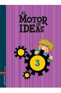 Papel MOTOR DE IDEAS 3 EDELVIVES