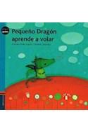 Papel PEQUEÑO DRAGON APRENDE A VOLAR (COLECCION PEQUELETRA 3)