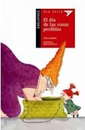 Papel DIA DE LAS COSAS PERDIDAS (ALA DELTA ROJA) (6 AÑOS)
