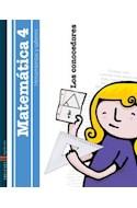 Papel MATEMATICA 4 EDELVIVES CONOCEDORES [NOVEDAD 2011]