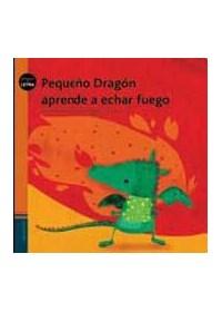 Papel Pequeño Dragón Aprende A Echar Fuego