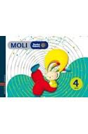 Papel MOLI 4 AÑOS NIVEL INICIAL EDELVIVES RUMBO NUBARIS (NOVEDAD 2013)