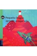 Papel PEQUEÑO DRAGON APRENDE A VIAJAR SOLO (COLECCION PEQUELETRA 12)