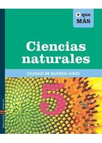 Papel Ciencias Naturales 5 Ciudad De Buenos Aires + Que Mas