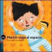Papel MARTIN VIAJA AL ESPACIO (COLECCION PEQUELETRA 13) (EMPIEZO A LEER)