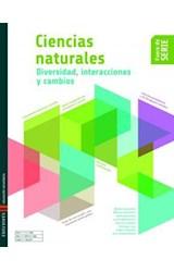 Papel CIENCIAS NATURALES EDELVIVES FUERA DE SERIE DIVERSIDAD  INTERACCIONES Y CAMBIOS (NOV.2015)